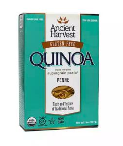 Ancient Harvest Gluten Free Quinoa Penne Pasta